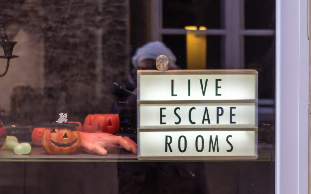 Here's Why You Should Plan an Escape Room Party for Your Next Birthday