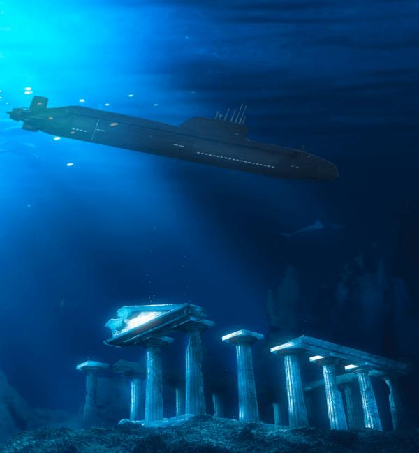 Dive to Atlantis Escape Room Seattle